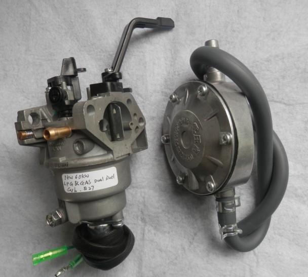 5kw Petrol Lpg Conversion Carb Kit Manual Choke For Honda Gx340 Gx390 Carburetor Regulator 13hp Gasoline Engine Partsin Tool Parts From Tools On: Honda Gx340 Engine Parts Diagram At Anocheocurrio.co