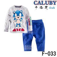 New Design Big child household clothing sets Big Children pajamas  for 8-12years old  boy  100%cotton high quality