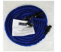 2014 Hot!!Free Shipping Pocket Hose Expandable Flexible Hose USA Stantard 50FT Garden hose with water gun,(As Seen On TV )