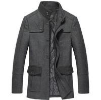 Free shipping winter goose down napapijri alpha industries helly hansencool black jacket  for men winter coat  camouflage