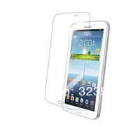 Free Shipping 500pcs/lot Clear Screen Protector Film For Samsung Galaxy Tab 3 Lite 7""