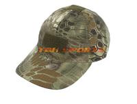 TMC Velcro Baseball Caps For Men Kryptek Mandrake (MAD) Military Hat+Free shipping(SKU12050217)