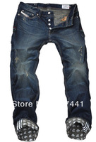 2014 fashion designer brand men jeans denim pants trousers,k21
