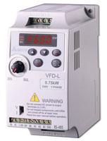 Delta simplified frequency converter vfd-l vfd007l21a 220v 0.75kw
