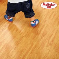 Hot sales  10 sq ft Foam Mat Puzzle Floor EVA Soft Tile Baby Kids Play Room /Kitchen slip wood graining-LIGHT & Dark color