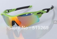 2 pcs ,New Radarlock Path Cycling Bicycle Bike Outdoor Sports Eyewear Sunglasses 30 Color Frames