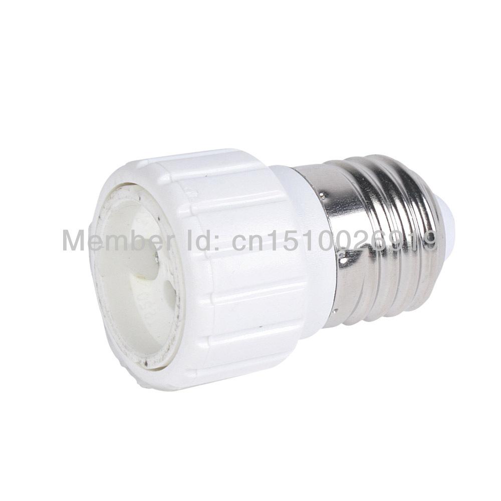 e27 to gu10 led light lamp holder bulb bases socket plug adapter. Black Bedroom Furniture Sets. Home Design Ideas