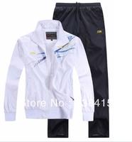 free shipping 2014 New Women's Leisure sport Suits, Large Size Women's Sportswear School Uniform Teen Sportshirts