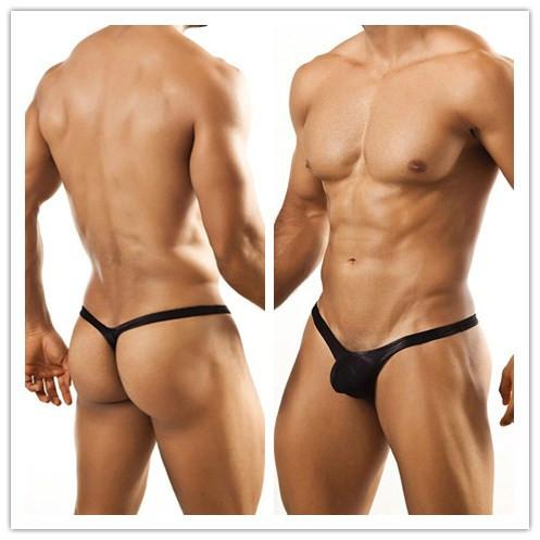 TM men underwears men's sexy silky thongs men high quality g-string thongs(China (Mainland))