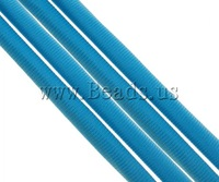 Free shipping!!!Elastic Thread,Jewelry For Women, Nylon, blue, 4mm, Length:Approx 20 m, Sold By PC