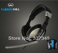 Ear Earphone Headset Microphone Headset Computer Headset Upscale Gaming Headphones, Music Headphones