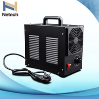 High quality 2G Portable ceramic air cooling Architectural decoration odor remove ozone machine