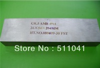 titanium square bar for industry ,free shipping,MOQ:1 Paypal is available