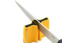 Mini Ceramic Carbide Knife Sharpener Kitchen Blade Pocket Knives Sharpening Tool