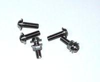 Gr5 Titanium Rollcage screws M8*1.25*24mm