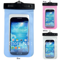 CN Free shipping Waterproof Bag Underwater Pouch Dry Case Pack Cover For Samsung Galaxy S4 i9500 L0630