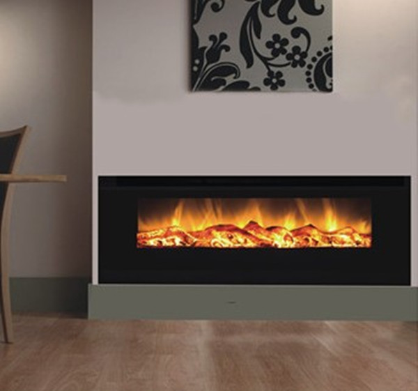Wall Mounted Fireplace Heater Electric Fireplace Heater Led Wall Mounted Electric Fireplace In
