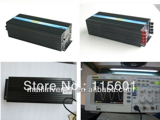 China Supplier Provide Off Grid Tie 5000w 48v to 230v Power Inverter, Inverter 50Hz/60Hz CE&ROHS&SGS(China (Mainland))