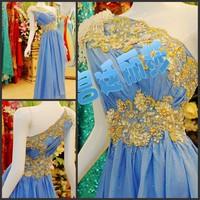Ultimate luxury crystal formal dress formal dress toast the bride married formal dress evening dress xj4364