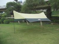 Kirkman tentorial ultralarge - outdoor casual sports 6 - 8 tent