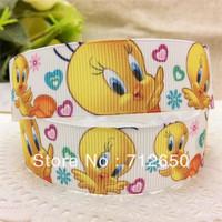 free shipping 7/8'' 22mm animal cartoon printed grosgrain ribbon EF103 clothing accessory Bow Material Gift Wrap ribbon10 yards