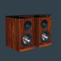 New speaker HIFI fever from the British aristocracy ProAc 1SC hifi speakers bookshelf speakers in the box