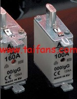 HRC fuse links for motor protection aM Fuse OFAA000AM50