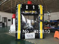 2x 1.5 x 2.5m money macthine inflatable