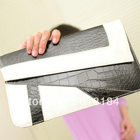 Free shipment 2014 new best selling products fashion vintage serpentine pattern women messenger bags small clutch handbag ladies