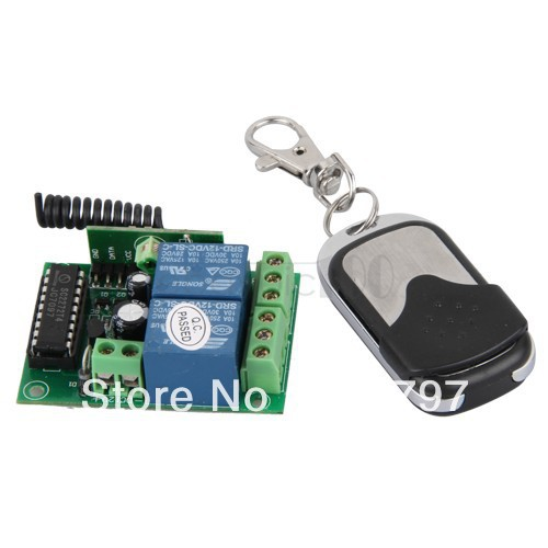 Universal Gate Garage Door Opener Remote Control + Transmitter(China (Mainland))