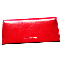 Free shipping! 5 colors&long 2014 new leather women purse  holders women wallets,women bag
