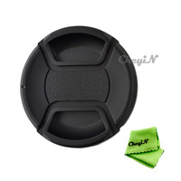 0.25-ULF19-2 2pcs 62mm Camera Lens Cap Protection Front Cover fits all that 62mm filter size lens of Nikon well