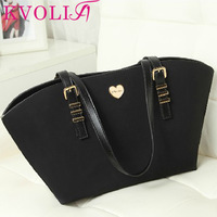 BUENO 2014 hot new fashion women handbag nubuck leather dumplings shoulder bag casual messenger bags design HL1538