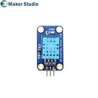 Electronic Brick - Temperature and Humidity Sensor