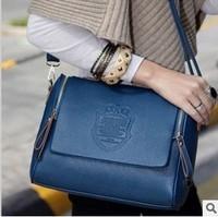 2013 fashion vintage bag one shoulder handbag female bags the trend of the shield camera bag