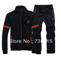 Free Shippig Top Brand Cuci High Quality Man's Coat jacket  Casual Tracksuits Jacket Sports Fashion Pants Suit men M-XXL hoodies