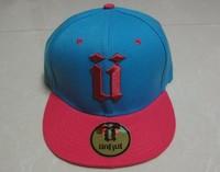 Hiphop UNKUT  Snapback hats & caps HOT  blue pink popular men & women classic adjustable strapback cap freeshiping  !