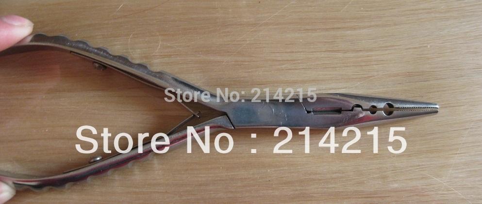 hair extension plier micro rings tools(China (Mainland))