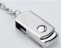 U disk 32g stainless steel usb flash drive 32g metal usb flash drive usb flash drive gift usb flash drive  free shipping