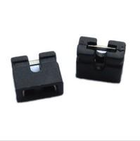 2.54mm 2.0mm 1.27 pin jumper short-circuiter cap
