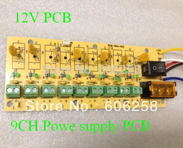 Интегральная микросхема 12V 9CH PCB X 1 интегральная микросхема 12v 9ch pcb x 1