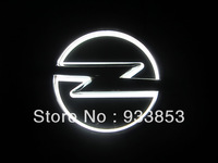 2014 Newest Design Car rear badge led light For OPEL rear badge,with LED lighting