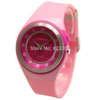 2015 Sale Relogios Femininos Watch Xonix Brand Women's Quartz Watches Led Light Luminous Waterproof 100m Girls Swimming Straps