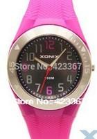 Relogios Femininos Women Watches Brand Xonix Women Sports Watch Quartz Waterproof 100m Back Light Lady Casual Swimming Watches
