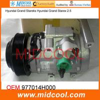 HIGH QUALITY HCC  a/c compressor for  HYUNDAI STAREX (977014H010 97701-4H000 )