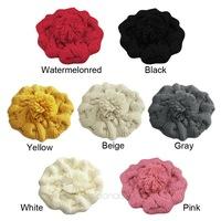 7 Colors Fashion Winter Cute Knit Crochet Beanies Cap Hats for Women Warm Twist Knitted Hat HHM400