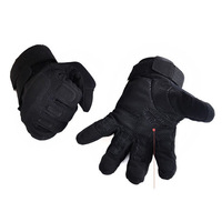 Camping Hunting Cycling Outdoor Sports Universal Tactical Full Finger Glove M-XL