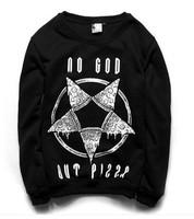 TOP SALE ! G10 NEW 2014 women's sweatshirts harajuku cartoon print hoodies Star Ice cream pullovers Black S M L