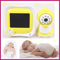 Good Quality 2.4G Wireless Digital Baby Monitor 480x320 3.5 '' LCD Display Two Way Audio With Night Vision Camera Baby Products
