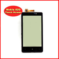 New Original For Nokia Lumia 820 Touch Screen Digitizer With Frame Assembly Free shipping
